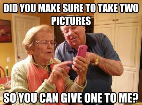 how to take pictures of people